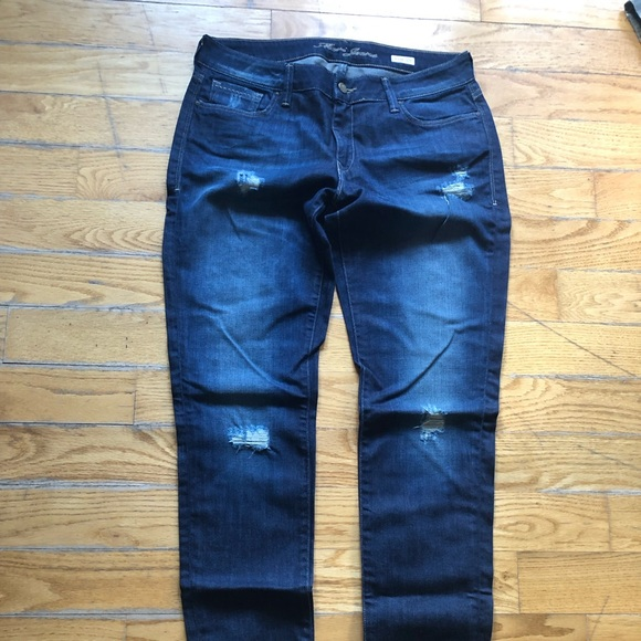 Mavi Distressed Jeans